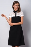 Black formal dress POLO II
